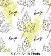 Lovage Clipart Vector and Illustration. 22 Lovage clip art vector.