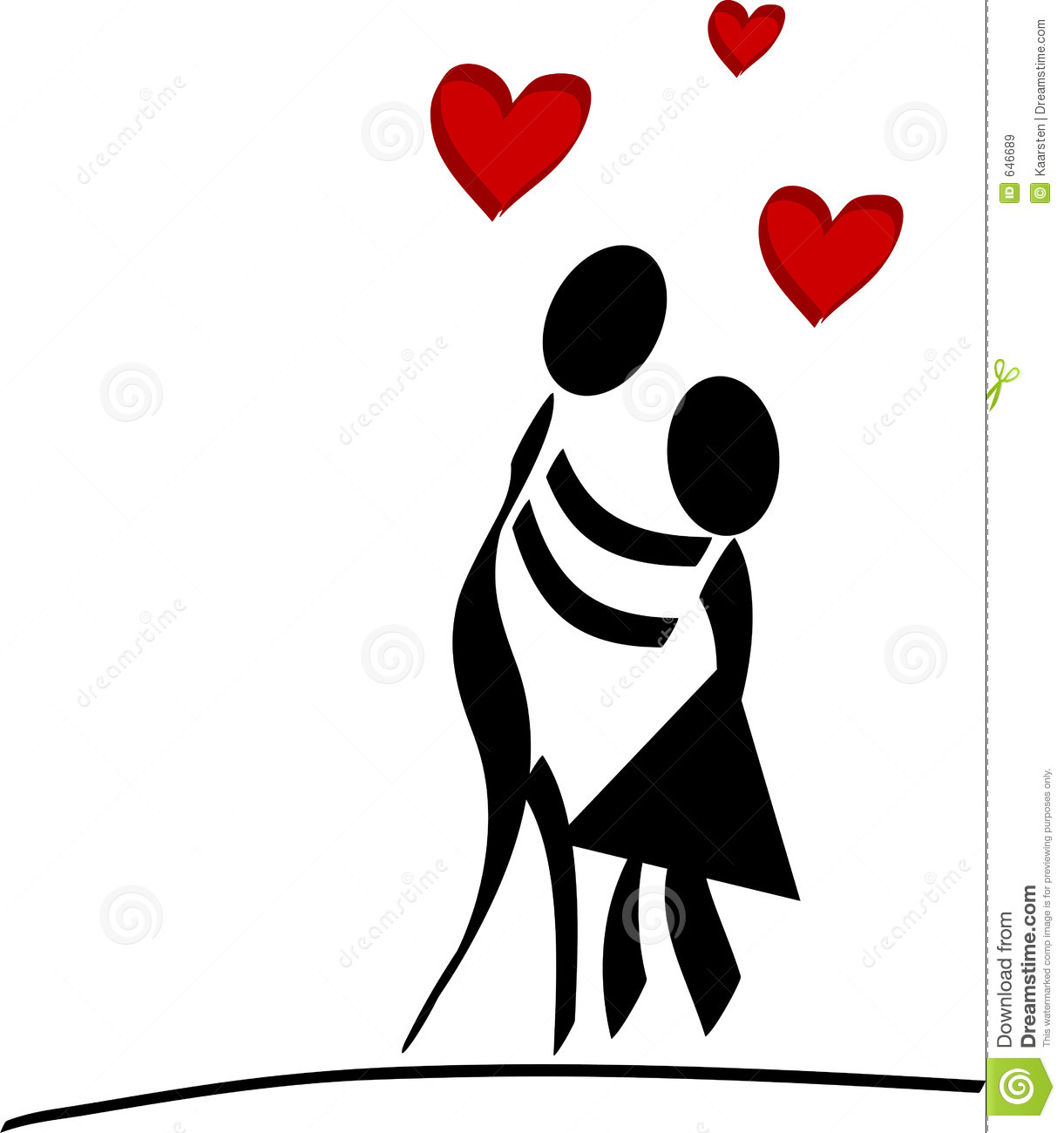 Love affair clipart.