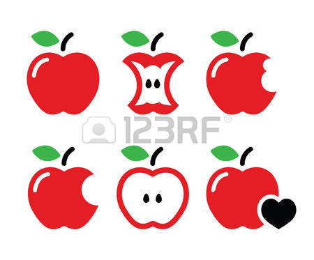 3,242 Love Apple Stock Illustrations, Cliparts And Royalty Free.