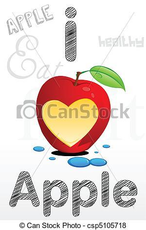 Love apple Clipart Vector and Illustration. 1,855 Love apple clip.