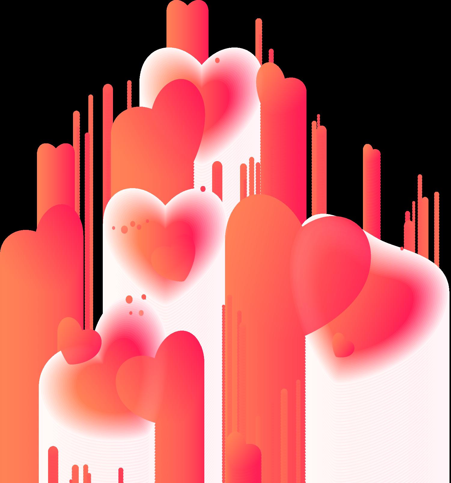 Heart Love Valentine's Day.