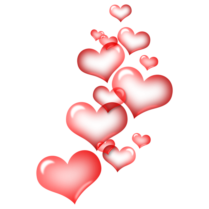Love Background PNG.