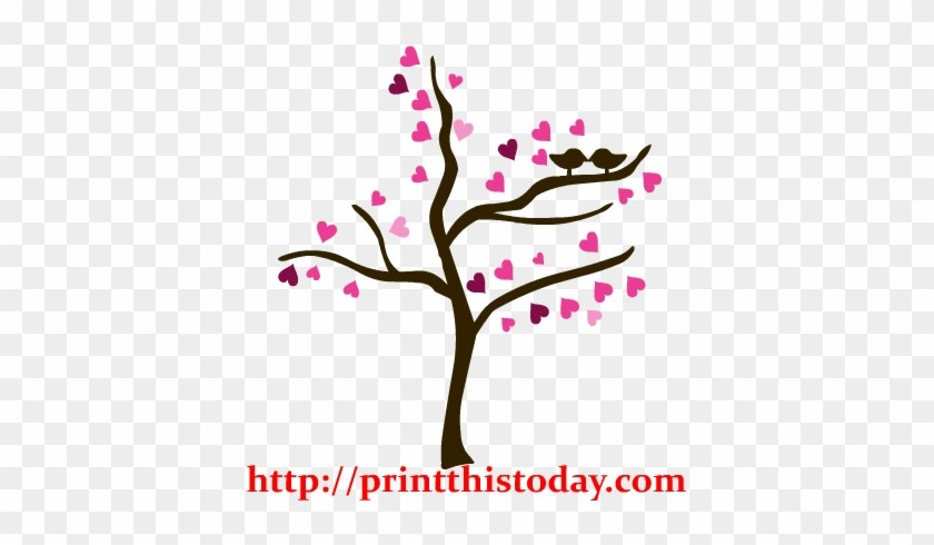 Love bird tree clipart » Clipart Portal.