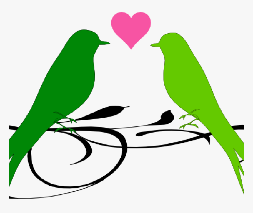 Love Birds Clipart Love Birds Clip Art At Clker Vector.
