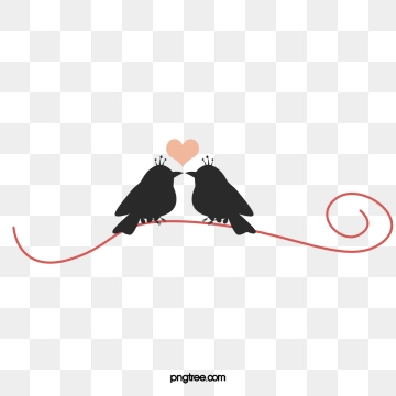 Love Birds Png, Vector, PSD, and Clipart With Transparent.