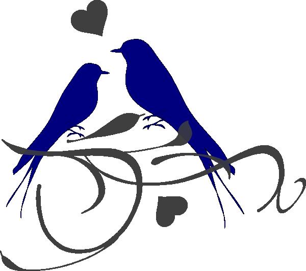 Love Birds Clip Art at Clker.com.
