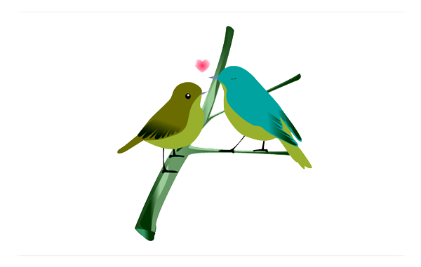 Lovebirds PNG HD Transparent Lovebirds HD.PNG Images..
