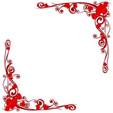 Free Love Cliparts Border, Download Free Clip Art, Free Clip.