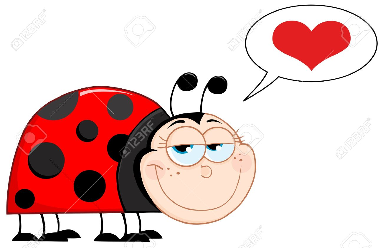 Love bug clipart 1 » Clipart Station.