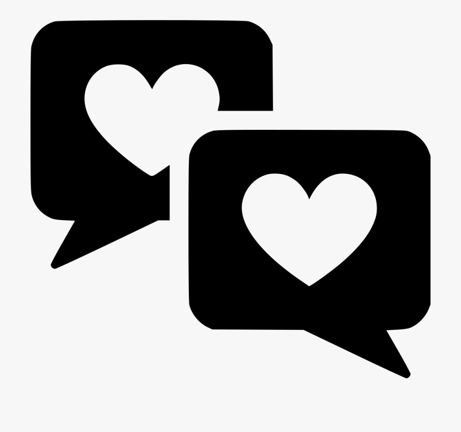 Couple Chat Message Svg Png Icon Free Ⓒ.