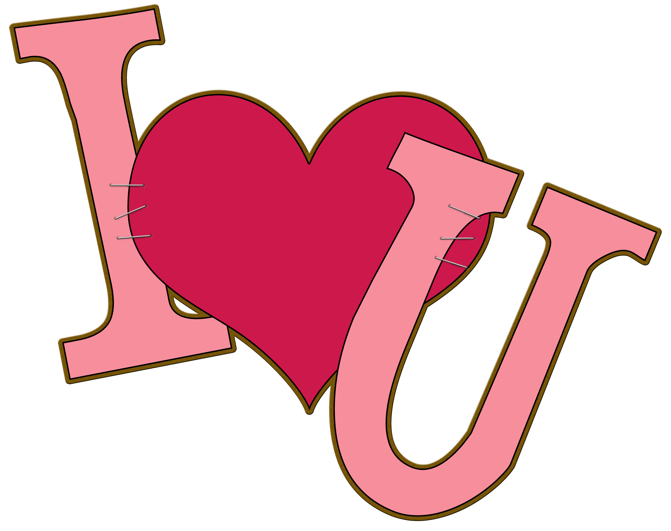 Free love clipart.