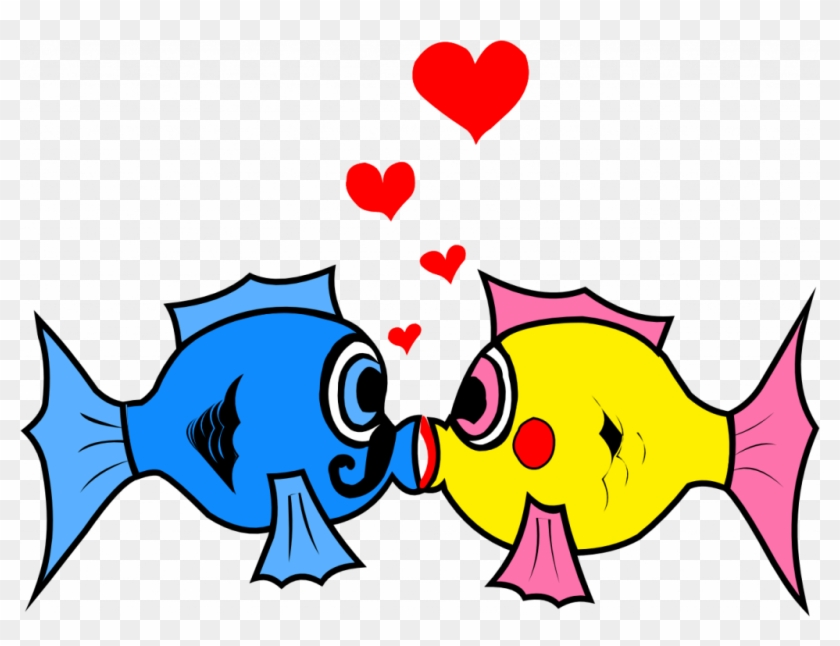 Hearts Clipart Fish Hook.