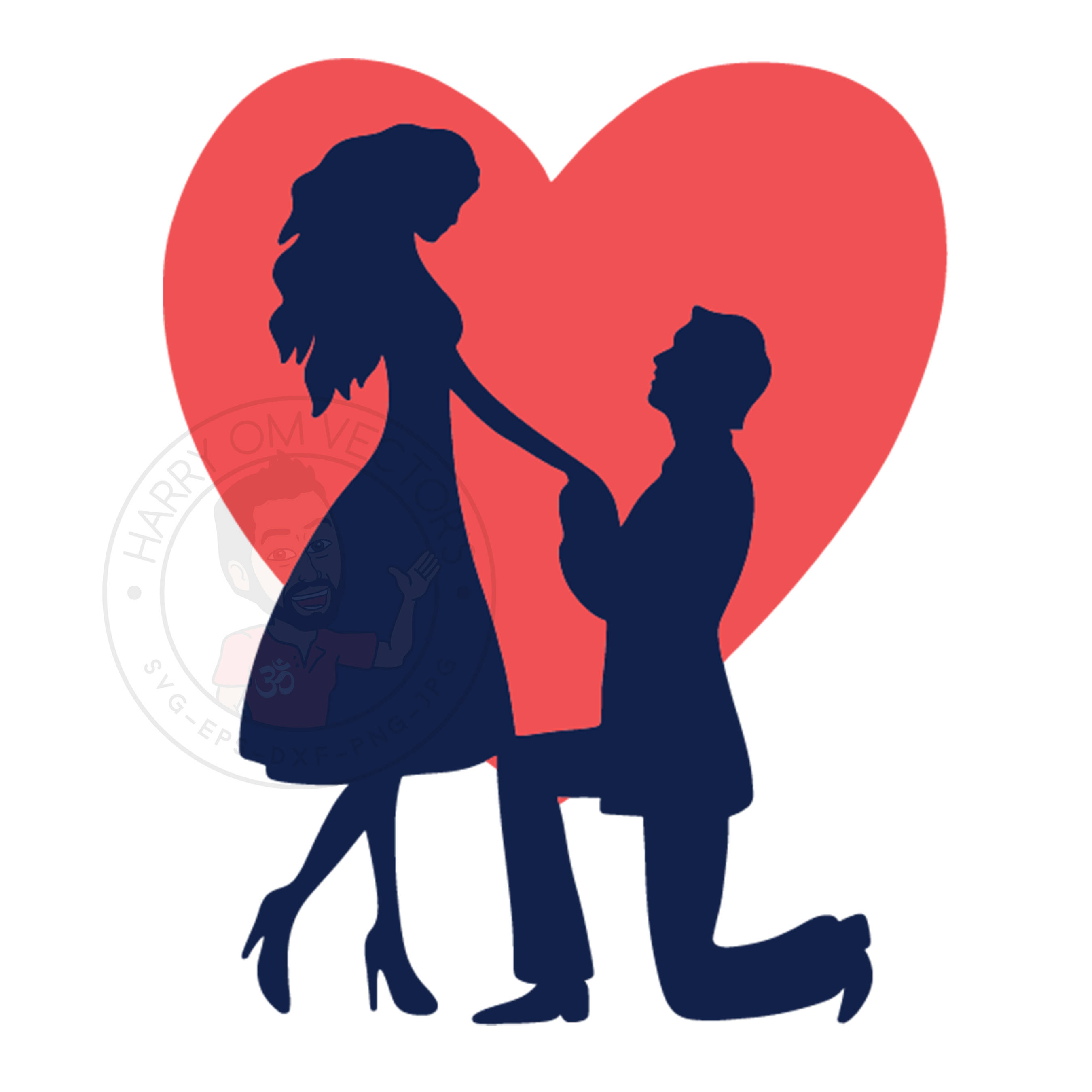 Love And Marriage Clipart.