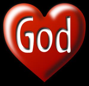 God S Love Clipart.