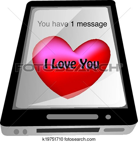 Love Clipart Sms.
