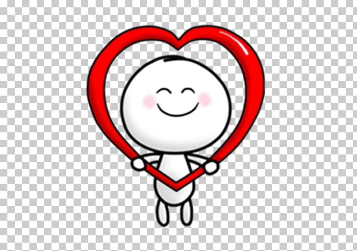 Love Sticker Telegram Emotion Happiness, Love stickers PNG.