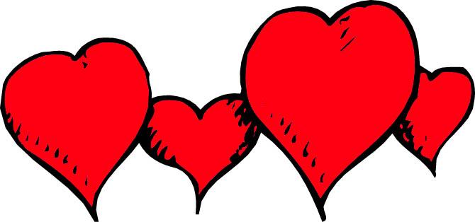 Hearts In A Row Tumblr.