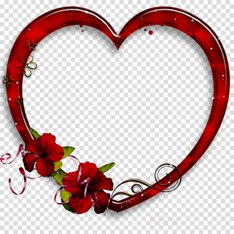 Love Background Frame clipart.