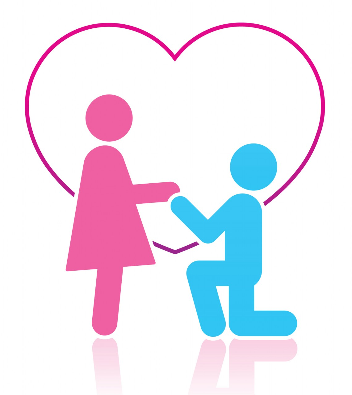 Free Download Love Couple Clipart.