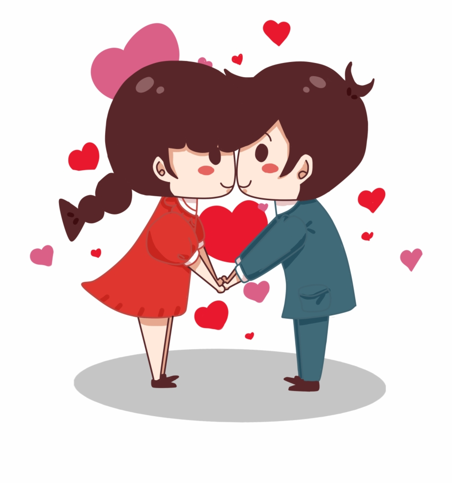 Valentines Day Couple Png.