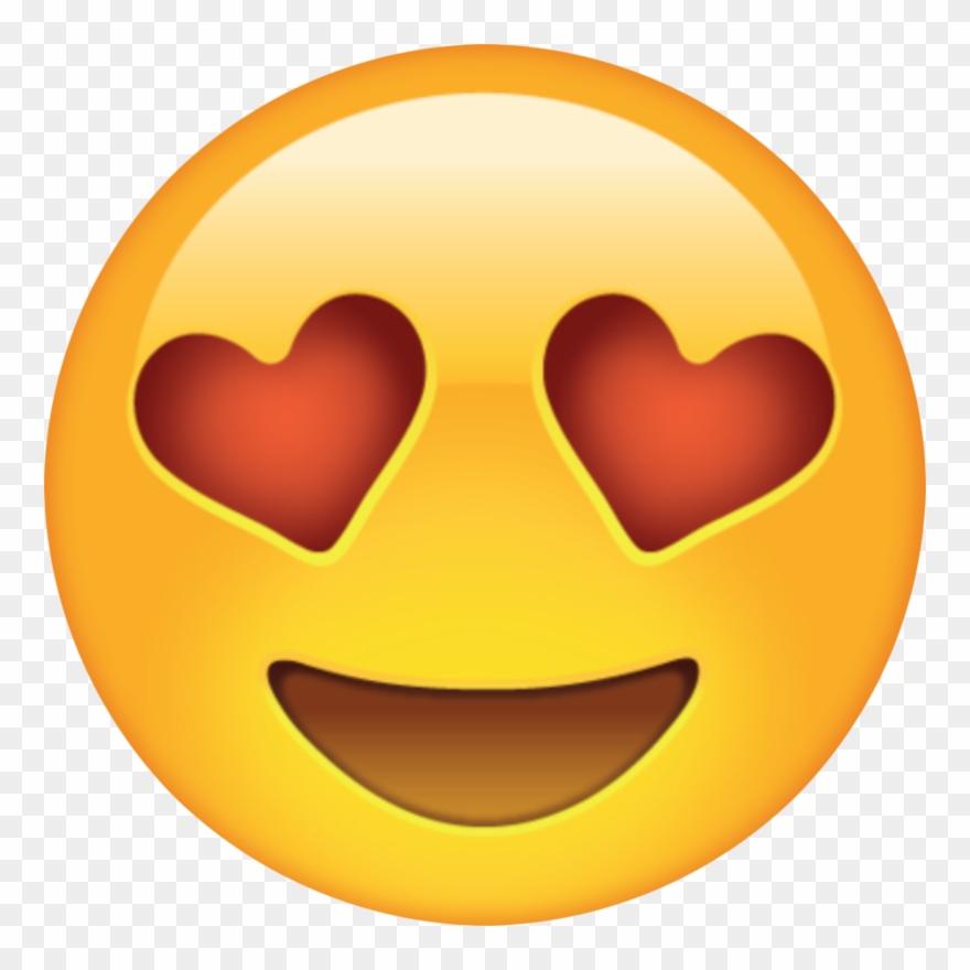 Emoticon Heart Love Emoji Png Free Photo.