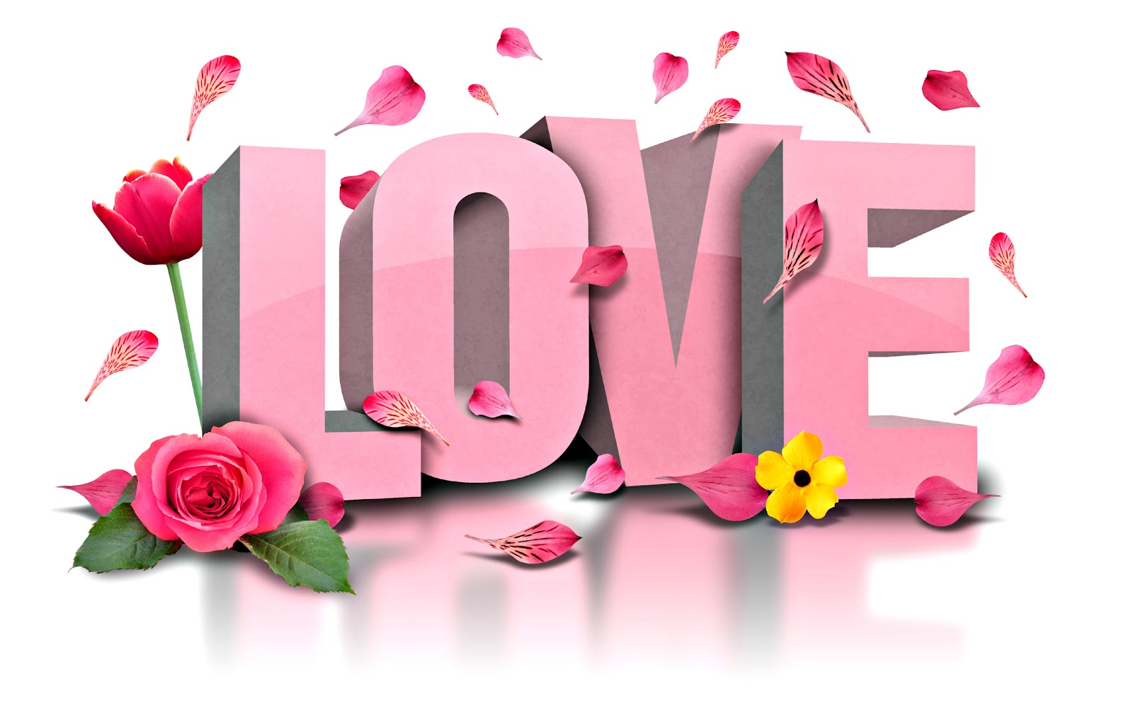 Quotes On Flowers And Love Love Flower Clipart  Clipground