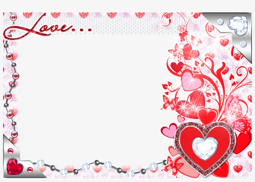 I Love You Frame Png, png collections at sccpre.cat.
