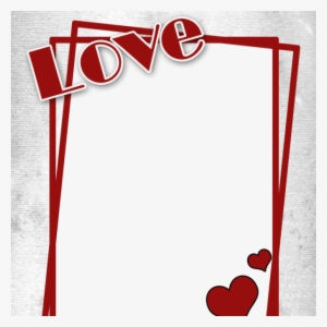Love Heart Frames PNG & Download Transparent Love Heart.