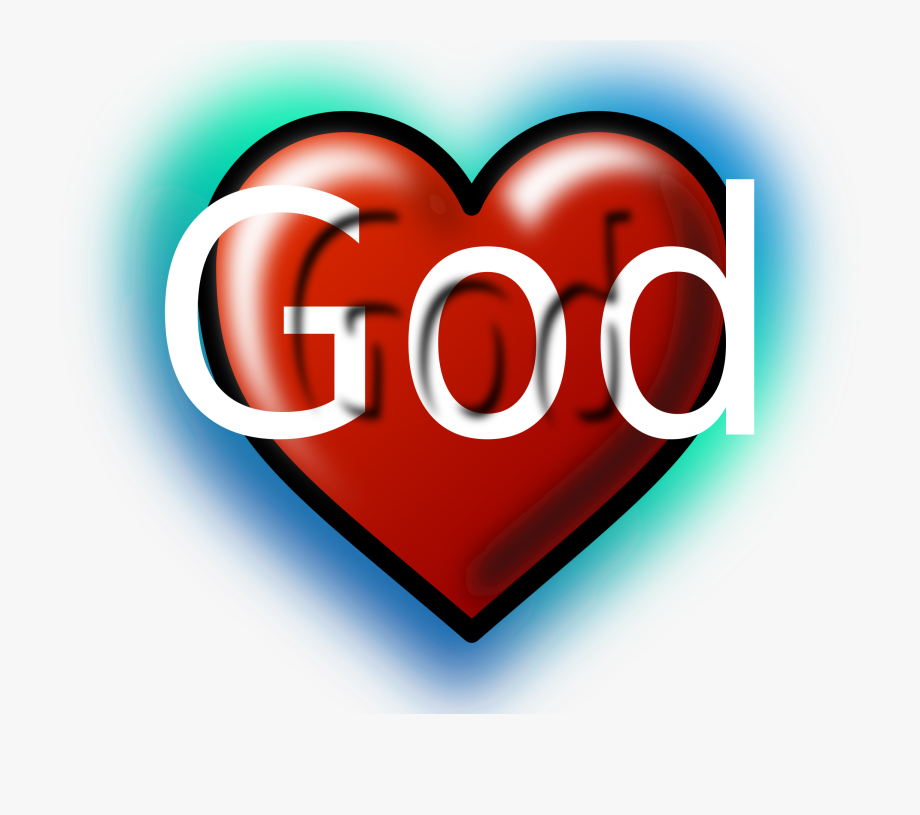 God Clipart Heart.