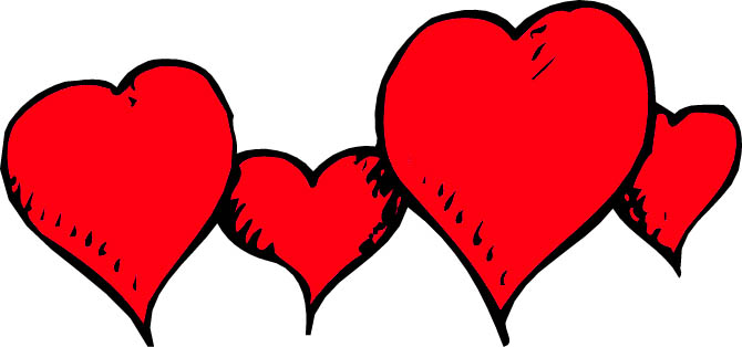 Free Love Hearts, Download Free Clip Art, Free Clip Art on.