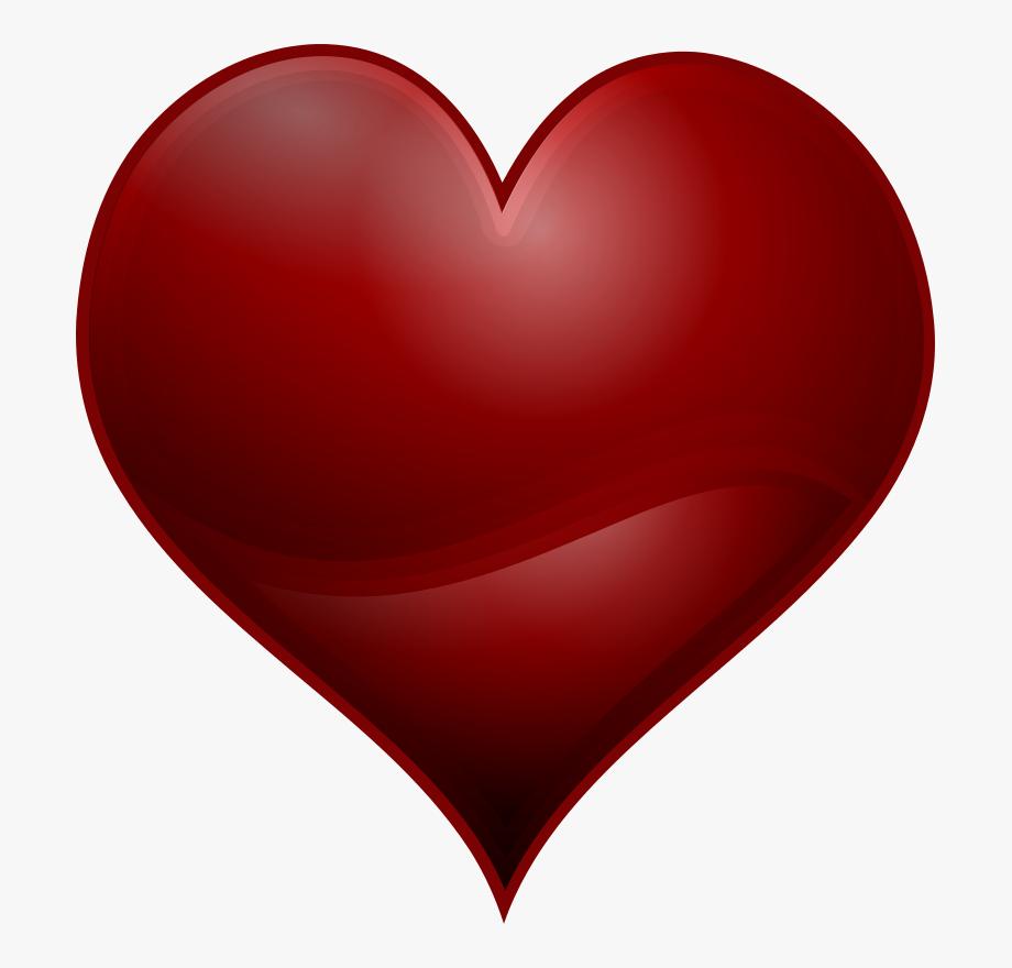 Free To Use Public Domain Hearts Clip Art.
