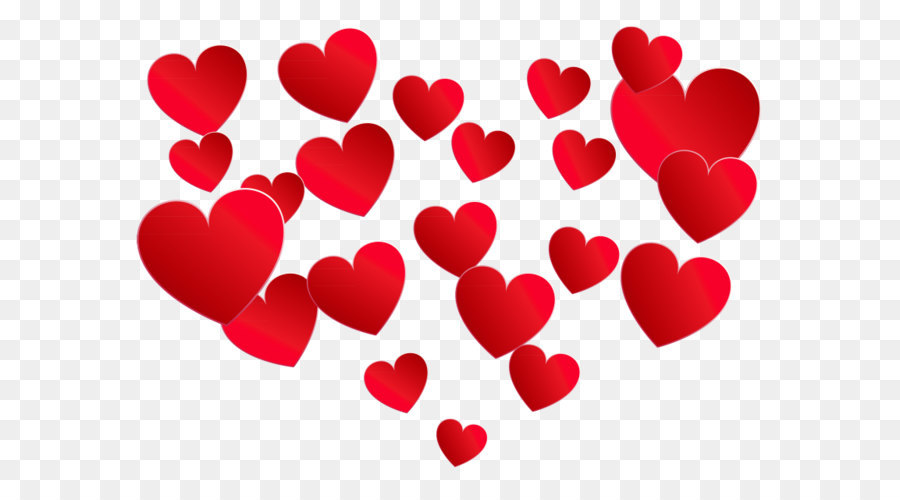 Love Hearts Clip art.