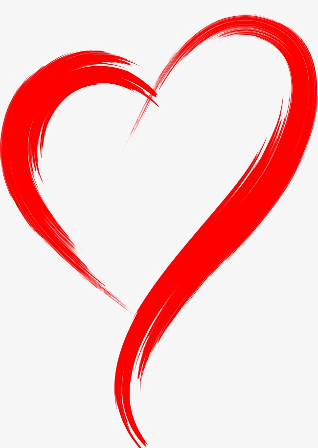 Love Shape, Love Clipart, Public Interest, Red PNG.