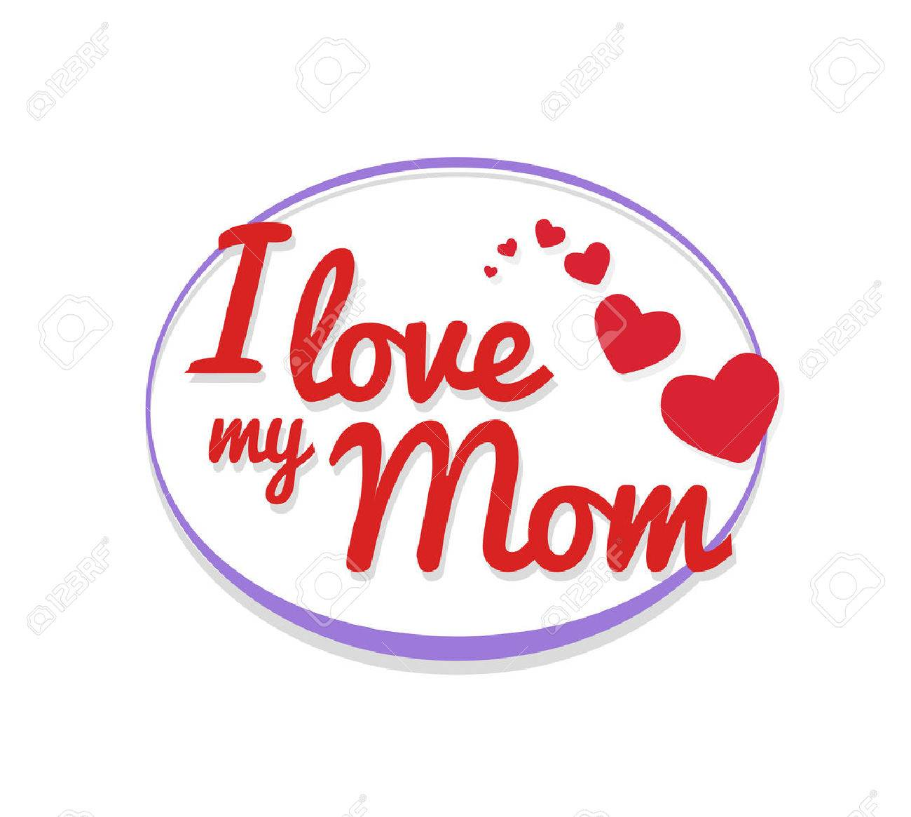 I love mom clipart 3 » Clipart Station.
