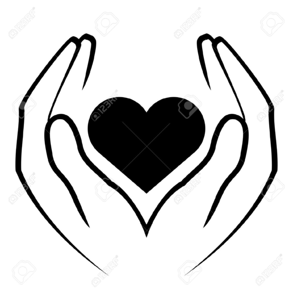 Offering Hands Clipart.