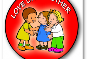 Love one another clipart 1 » Clipart Station.