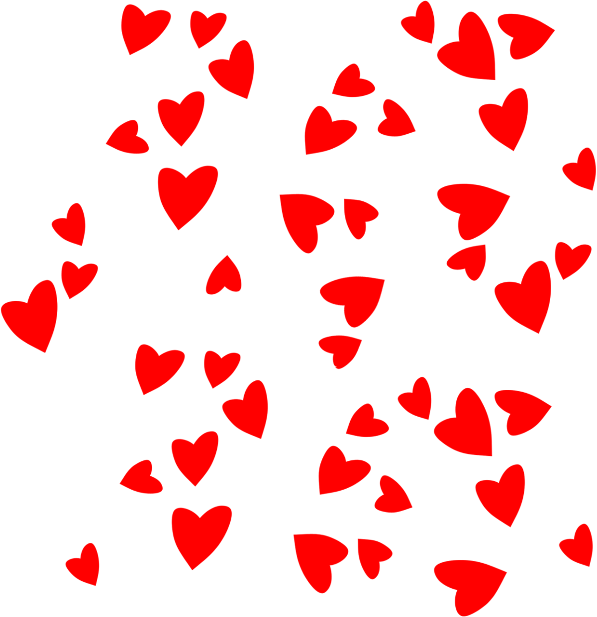 Hearts For Love.