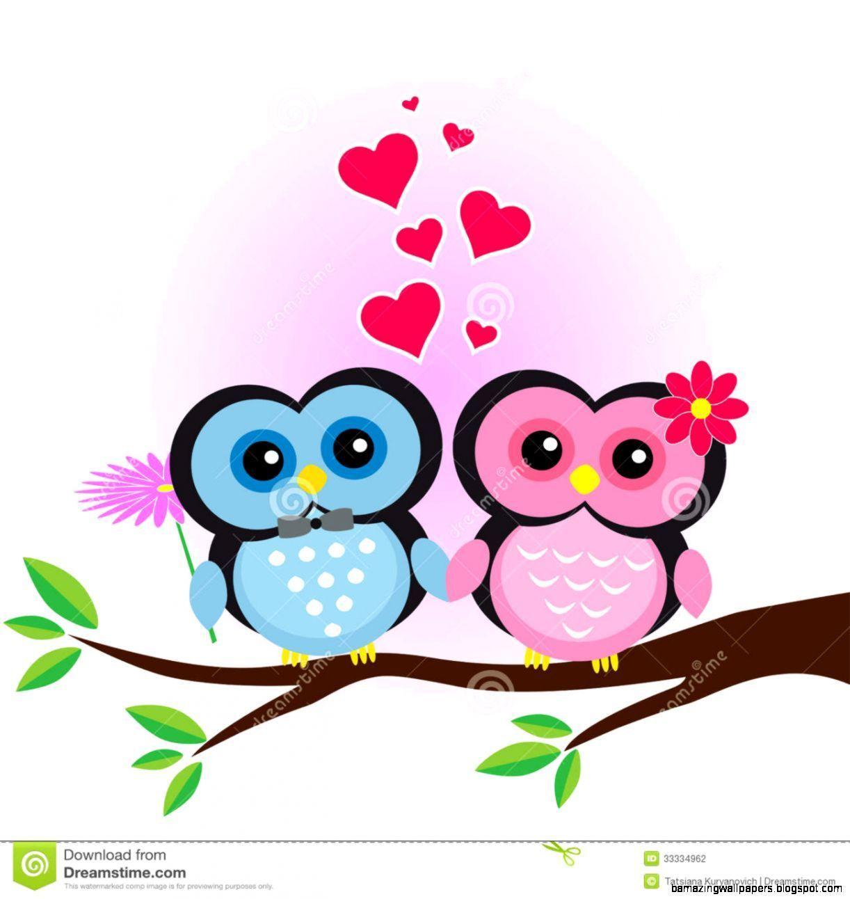 Love owls clipart 7 » Clipart Portal.