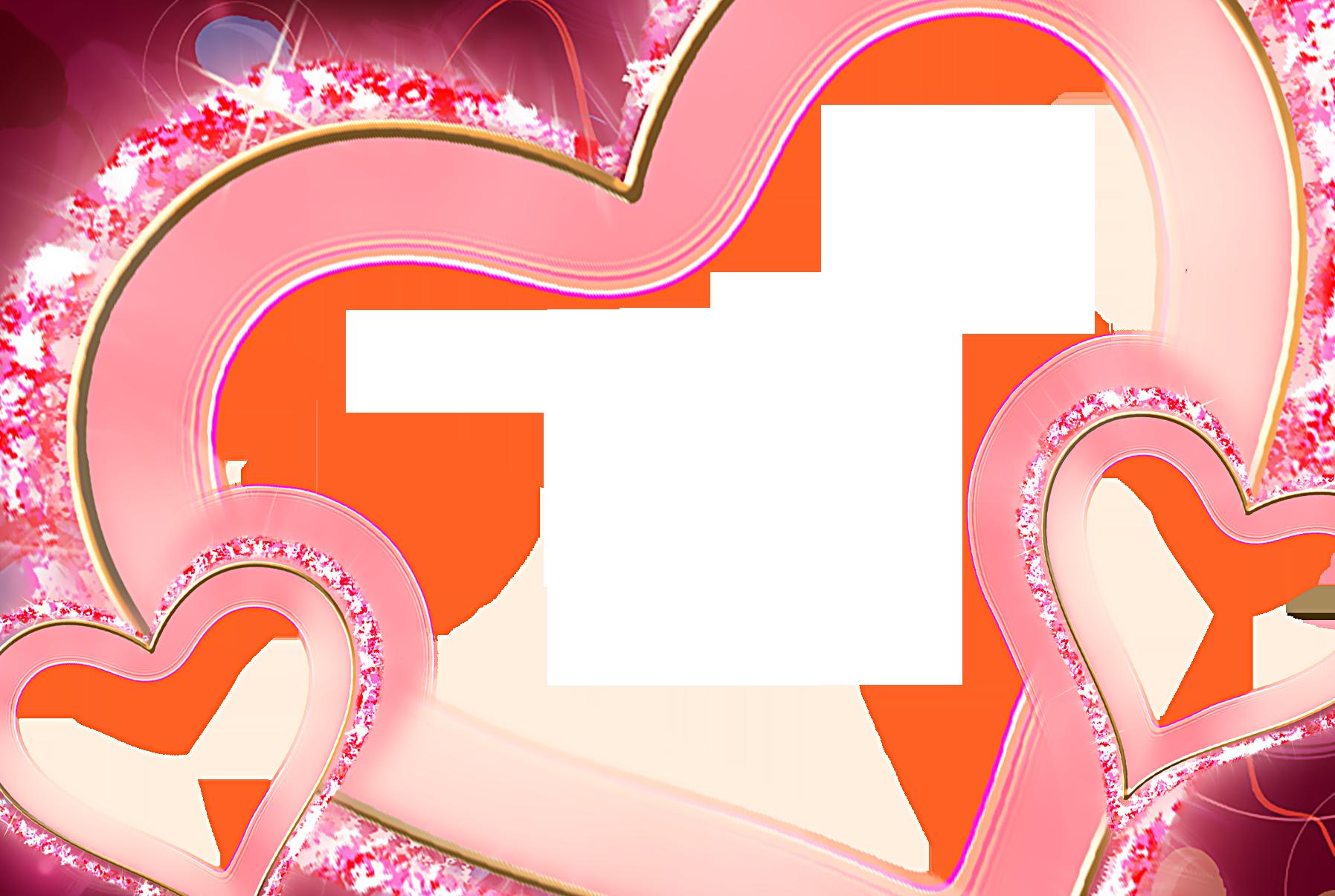 Download Love Frame PNG.