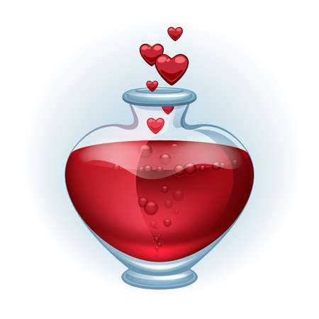 1,799 Love Potion Stock Illustrations, Cliparts And Royalty.