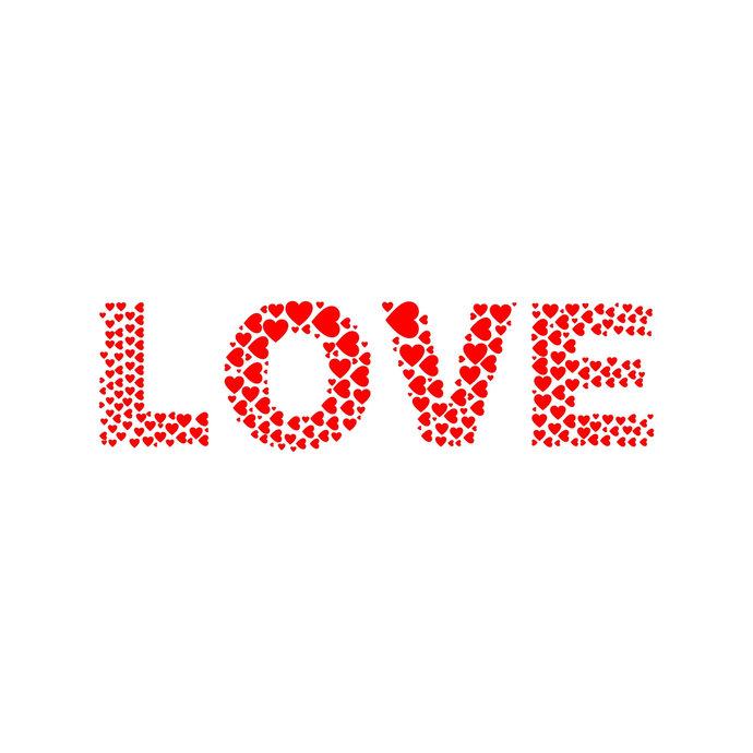 Heart Love Sign Graphics SVG Dxf EPS Png Cdr Ai Pdf Vector Art Clipart  instant download Digital Cut Print File Cricut Silhouette.