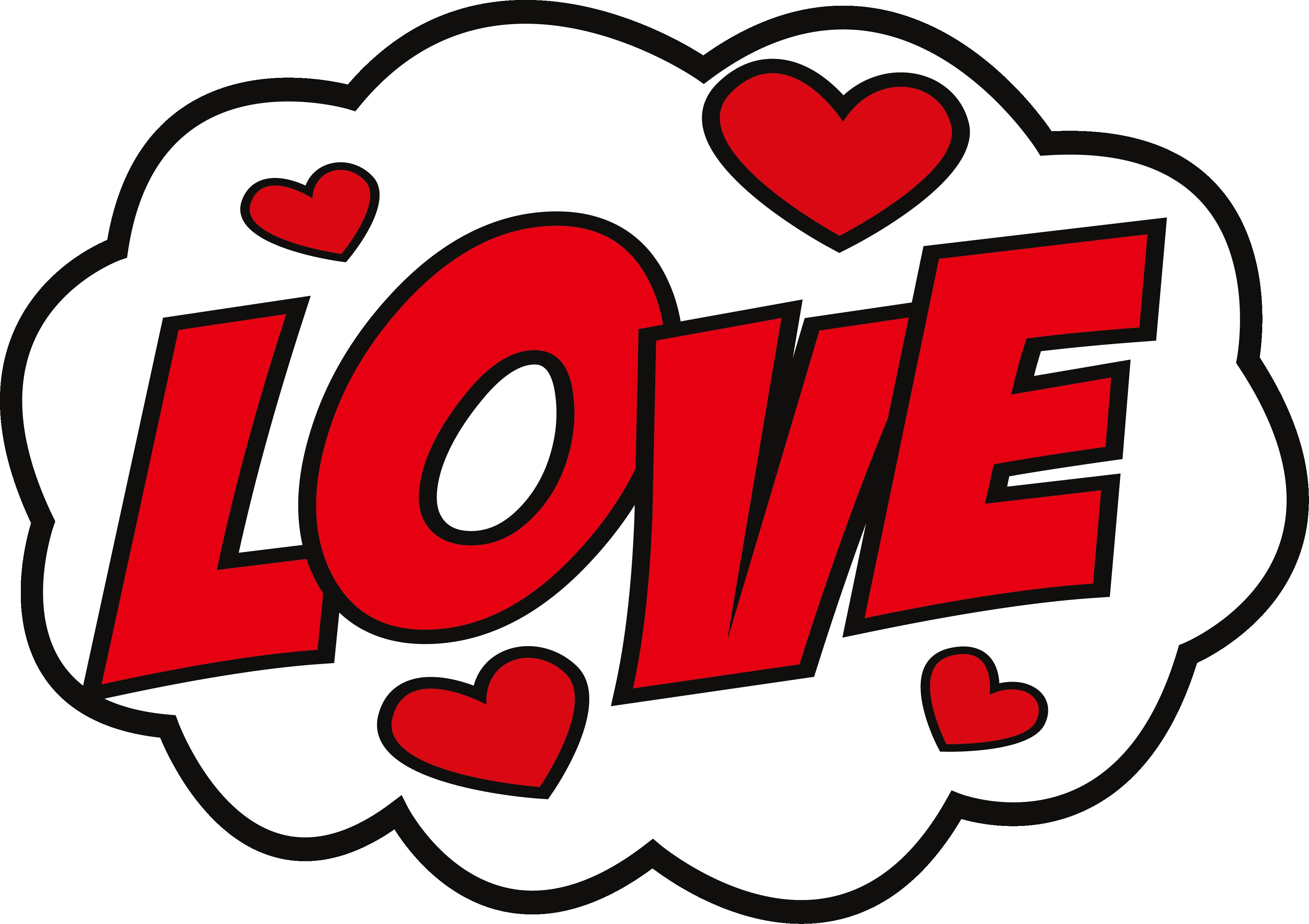 Download Sticker Love Hike Messenger.