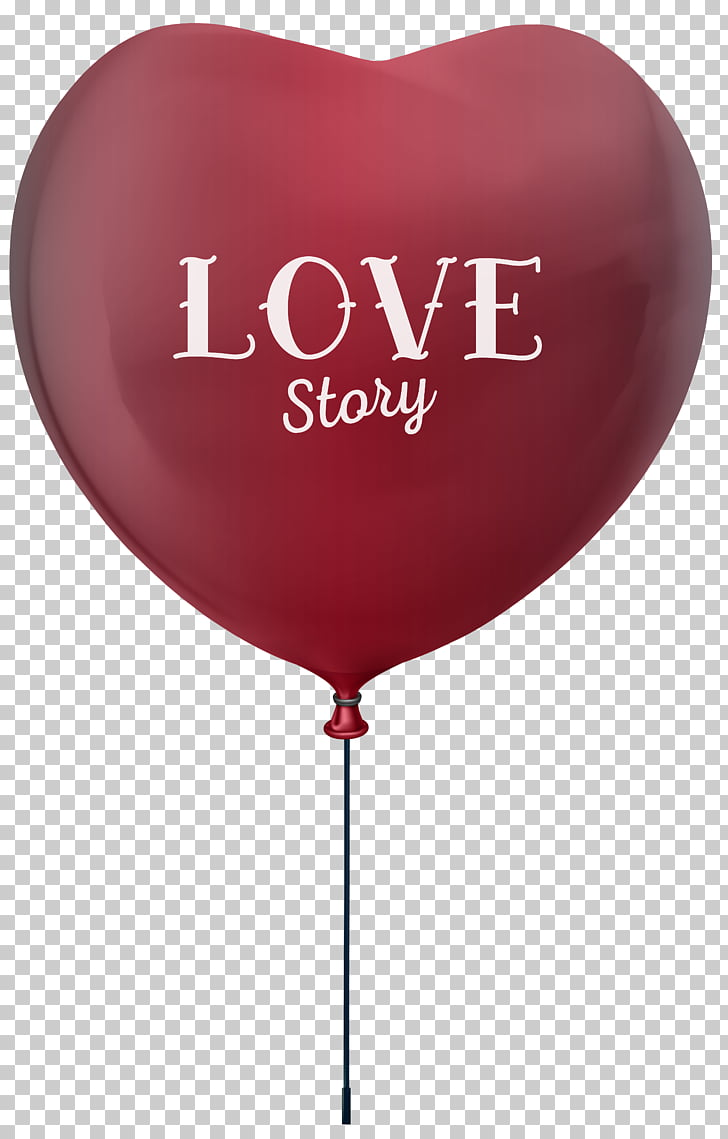 Balloon , Love Story Heart Balloon , heart.