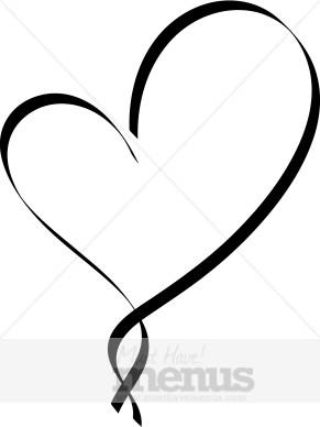 Love Symbol Clipart.