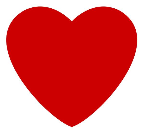 Love symbol clipart #19