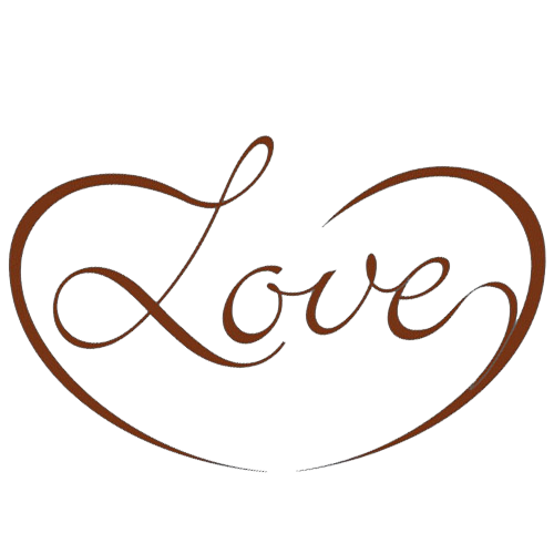 Love Tattoo PNG Transparent Images.