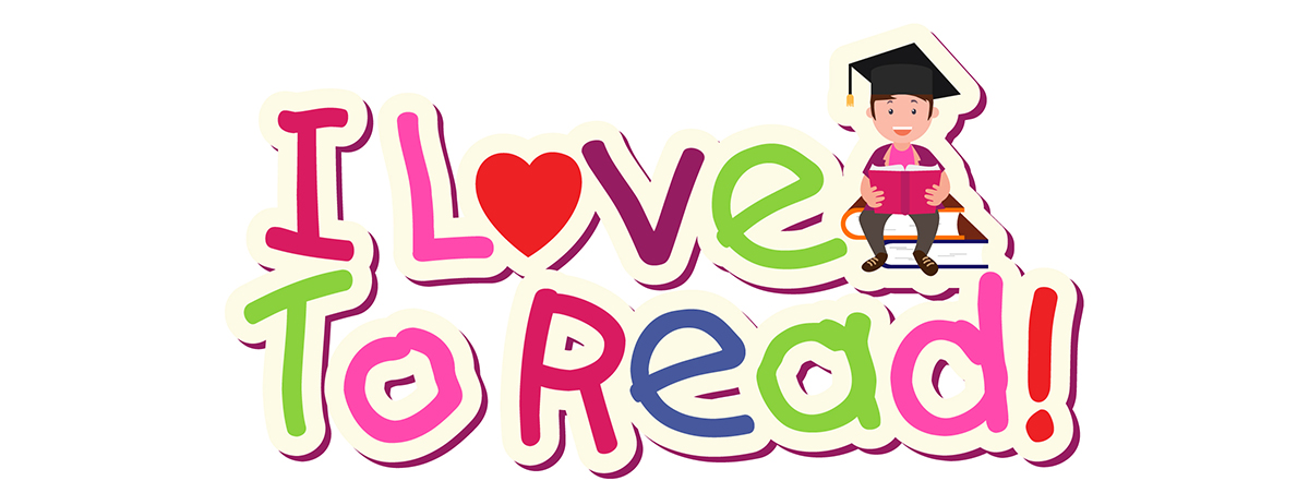 Love To Read Clipart.