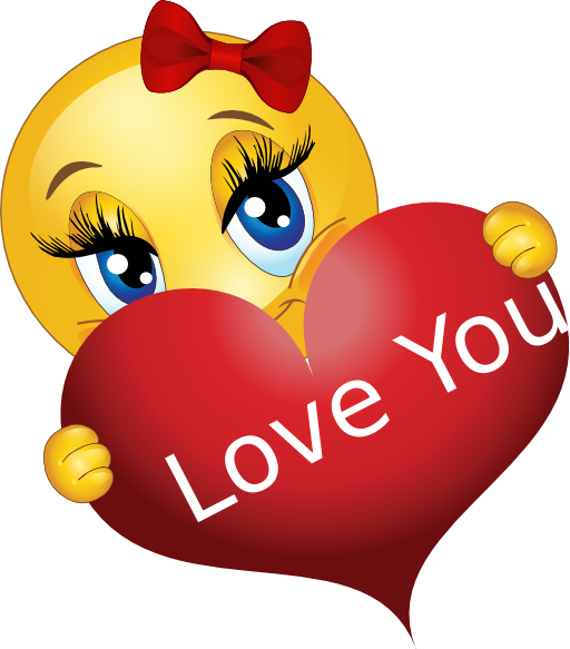 I Love You Animated Clipart.