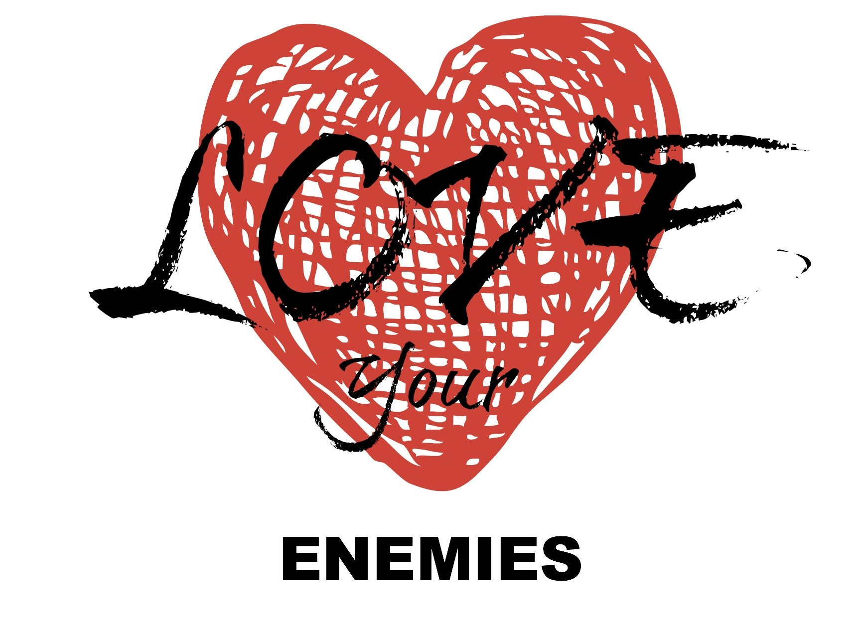 Day 14: Love Your EnemiesWHAT?!!?.