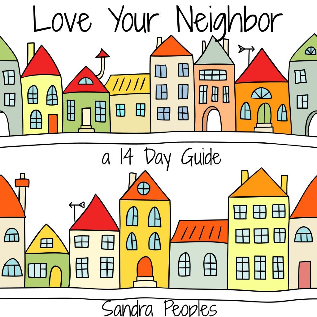 Love Your Neighbor, a 14.